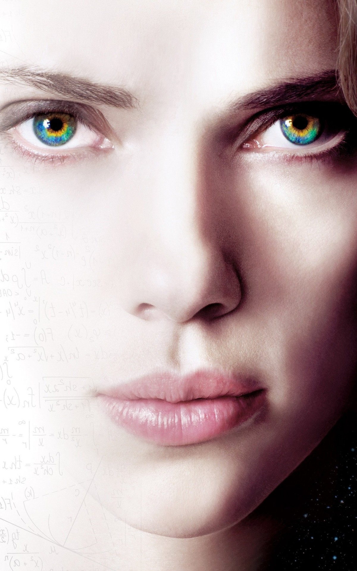 Scarlett Johansson As Lucy Wallpaper for Amazon Kindle Fire HDX