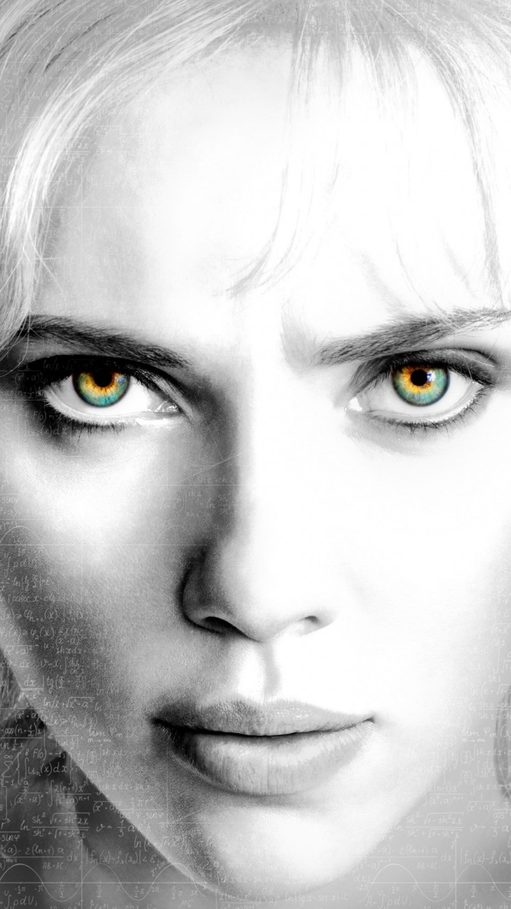 Scarlett Johansson Enters The Matrix Wallpaper for HTC One X
