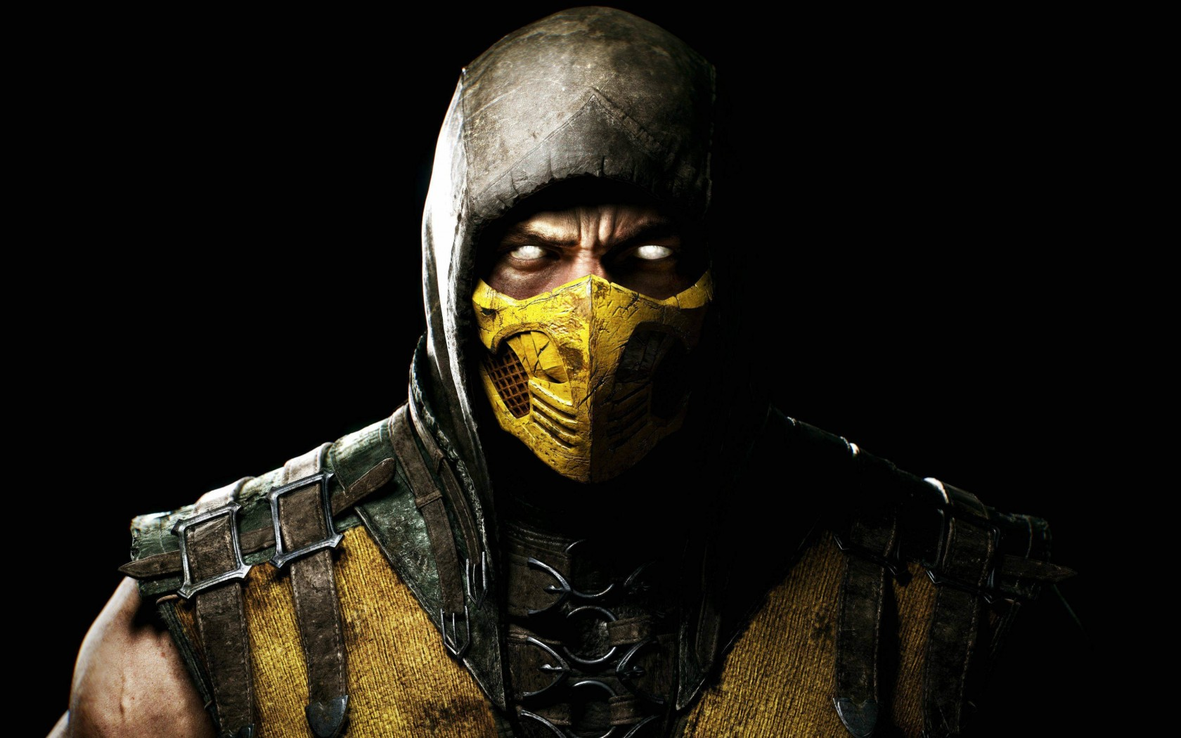 Scorpion Mortal Kombat X Wallpaper for Desktop 1680x1050