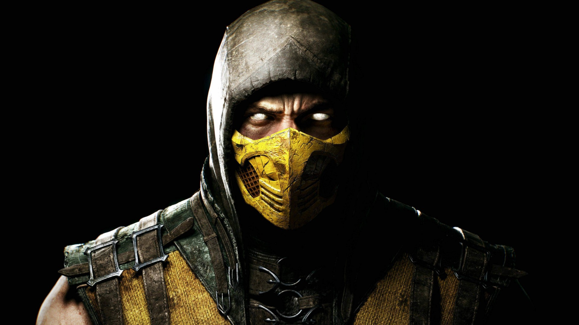Scorpion Mortal Kombat X Wallpaper for Desktop 1920x1080