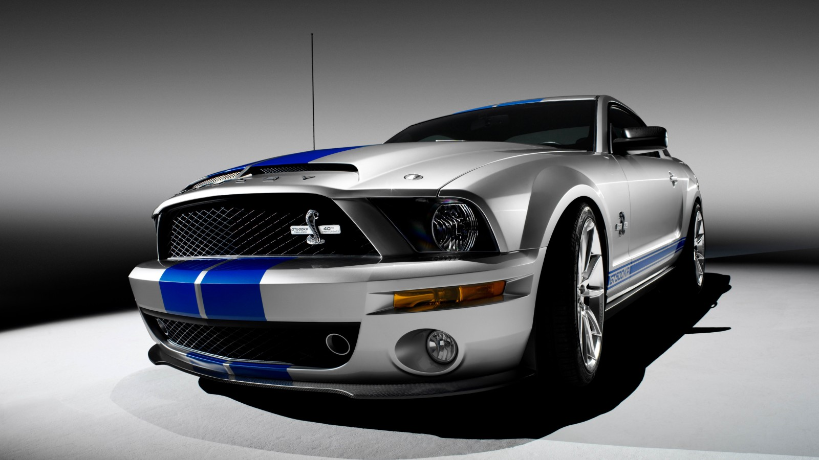 Shelby Mustang GT500KR Wallpaper for Desktop 1600x900