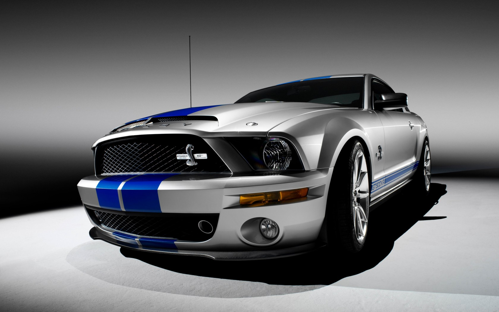 Shelby Mustang GT500KR Wallpaper for Desktop 1680x1050