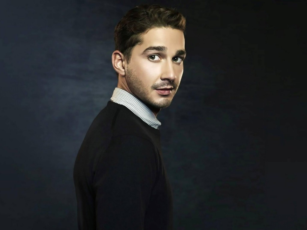 Shia Labeouf Wallpaper for Desktop 1024x768