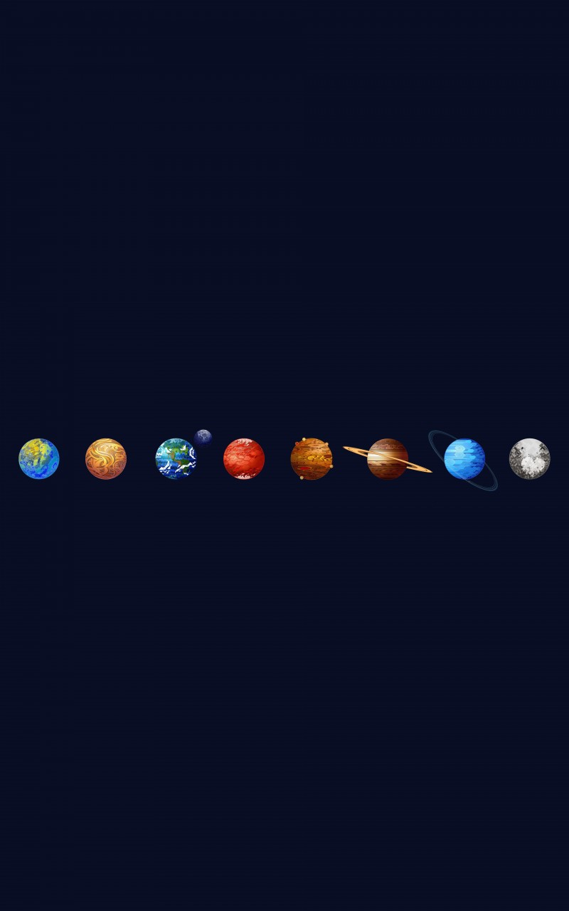 Solar System Wallpaper for Amazon Kindle Fire HD