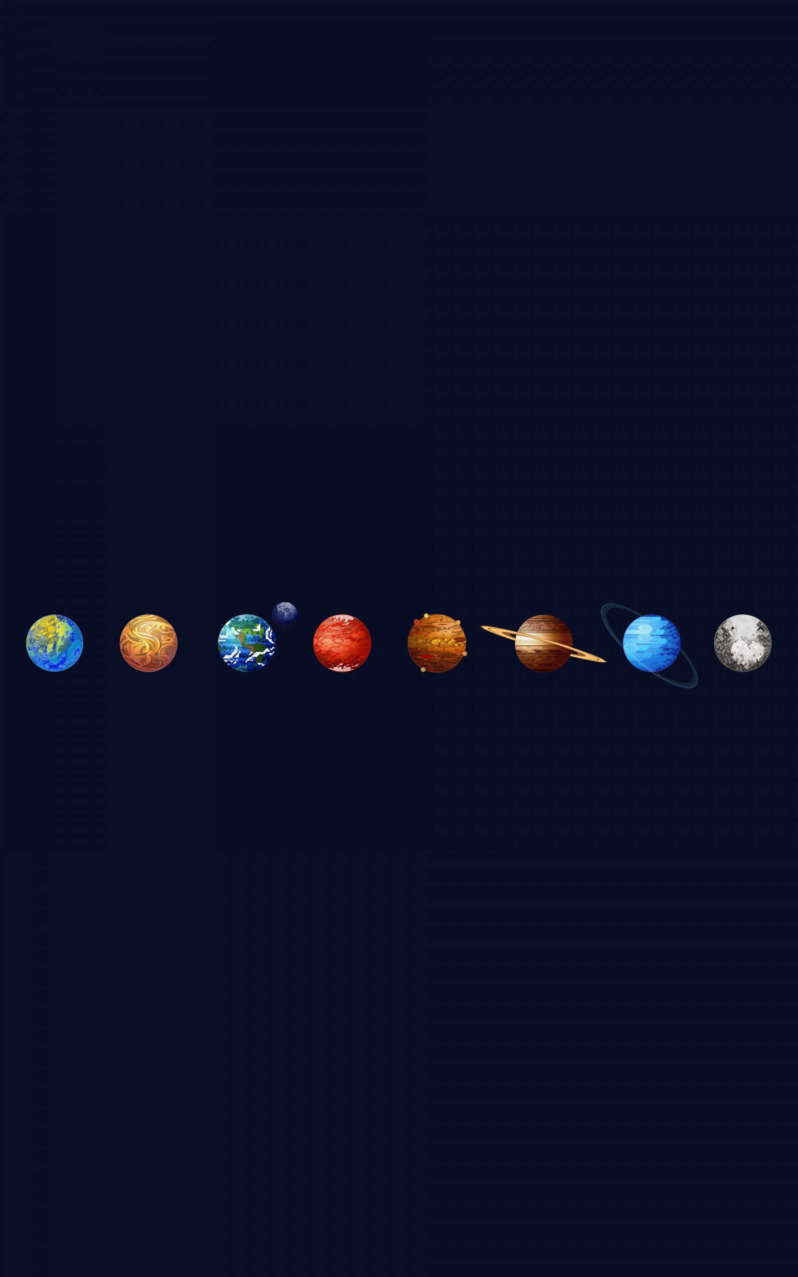 Solar System Wallpaper for Amazon Kindle Fire HDX 8.9