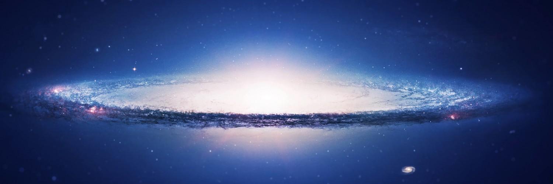 Sombrero Galaxy HD wallpaper for Twitter Header screens - HDwallpapers ...