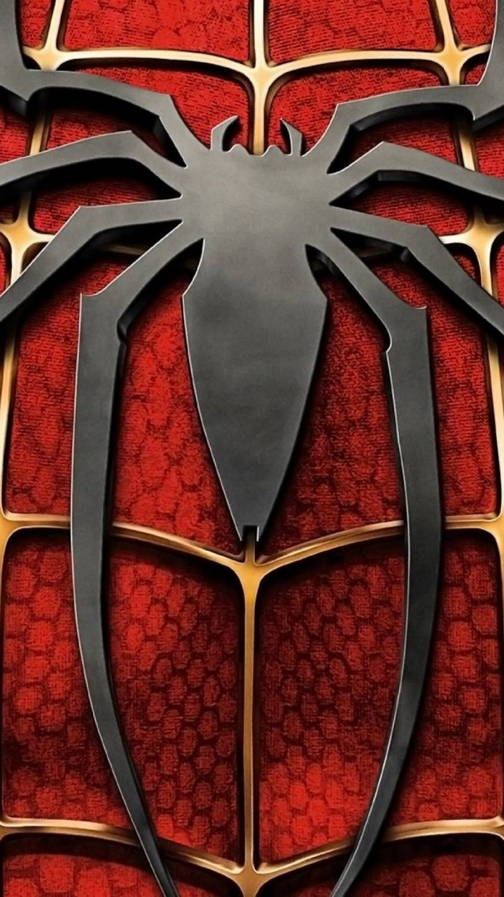 Spiderman Logo Wallpaper for SAMSUNG Galaxy Note 2