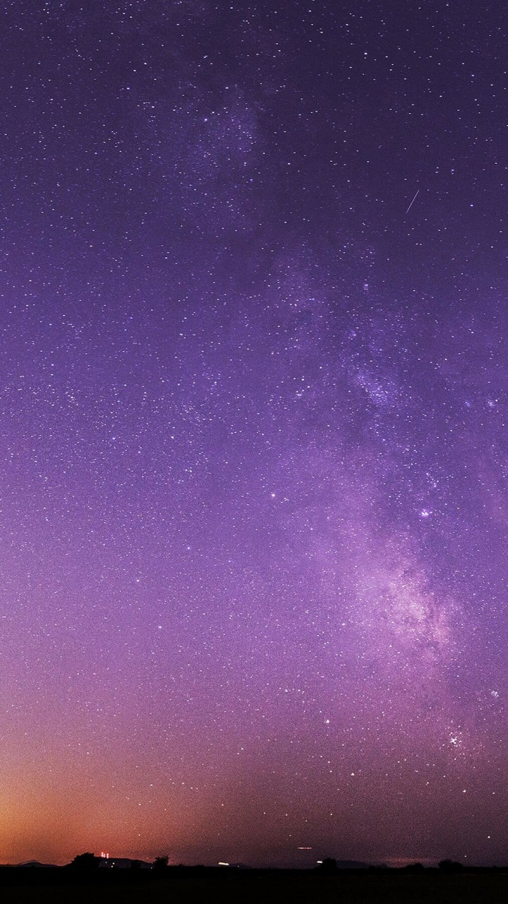 Starry Night Wallpaper for SAMSUNG Galaxy S3