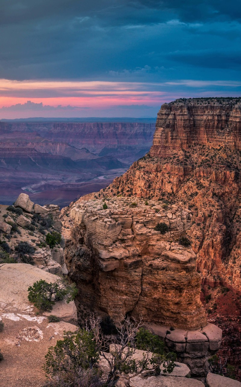 Sunset At The Grand Canyon Wallpaper for Amazon Kindle Fire HD