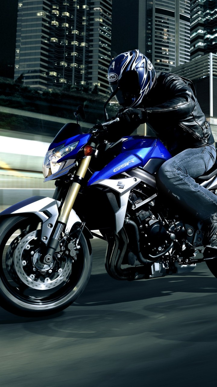 Suzuki GSX-R750 Wallpaper for SAMSUNG Galaxy Note 2