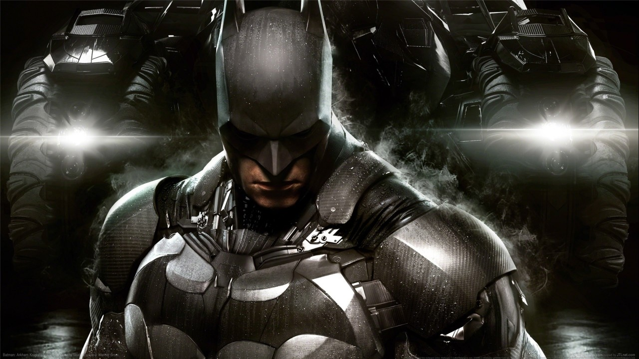 The Batman : Arkham Knight Wallpaper for Desktop 1280x720