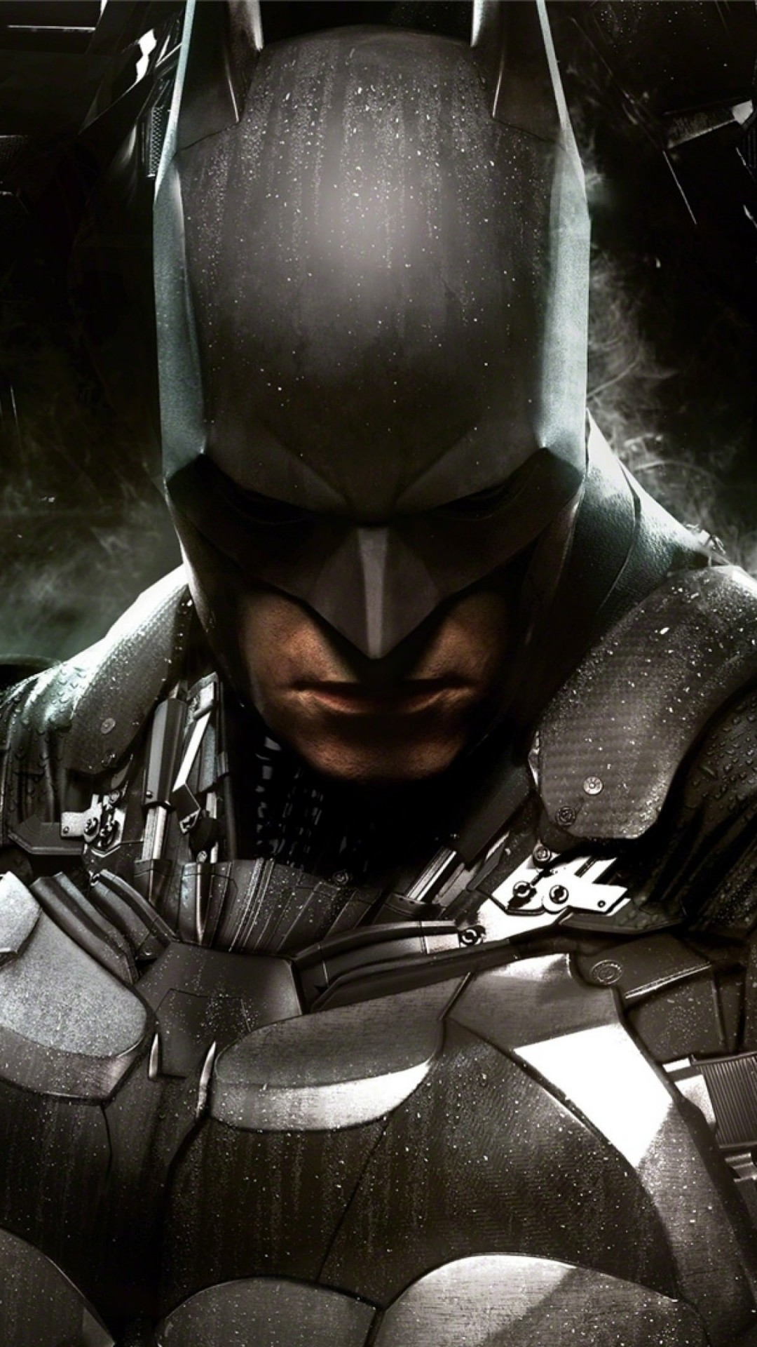 The Batman : Arkham Knight Wallpaper for HTC One