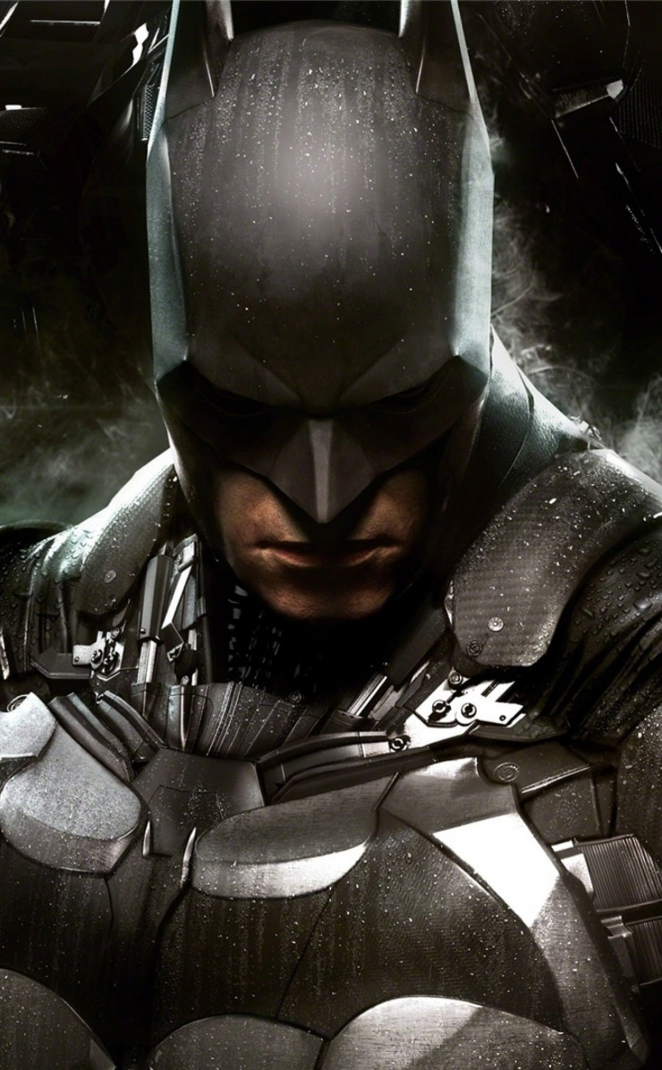 The Batman : Arkham Knight Wallpaper for Apple iPhone 4 / 4s