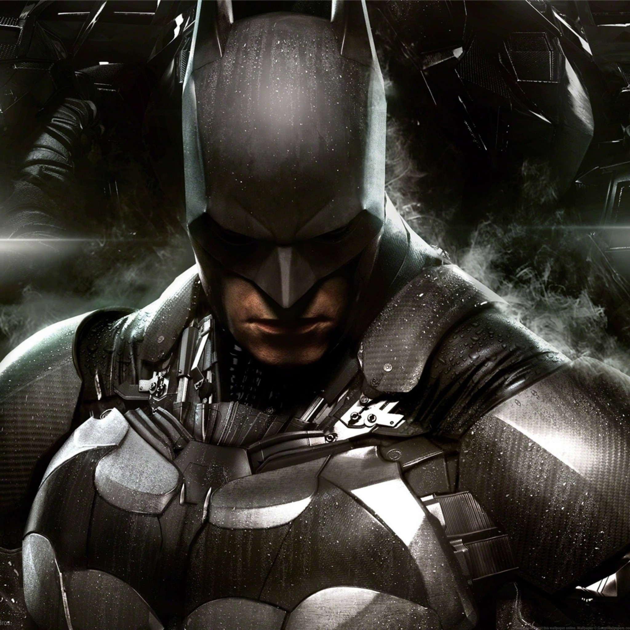 The Batman : Arkham Knight Wallpaper for Google Nexus 9