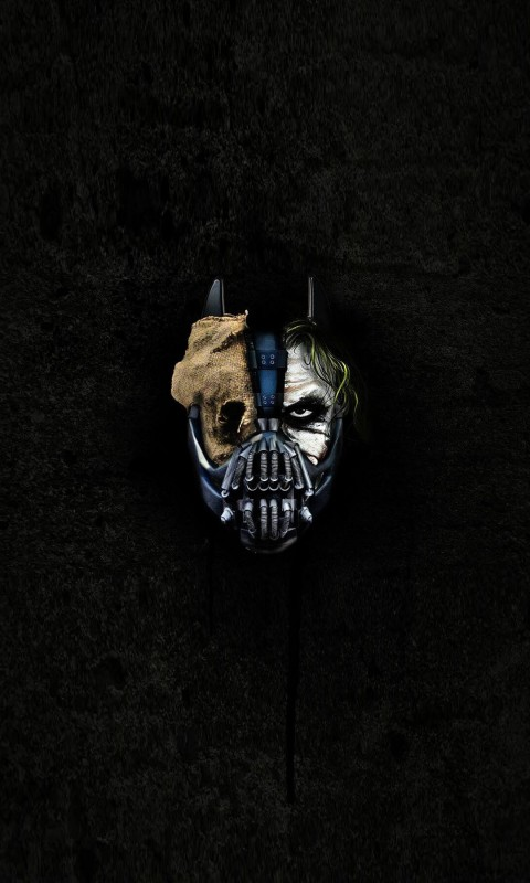 The Dark Knight Trilogy Wallpaper for SAMSUNG Galaxy S3 Mini