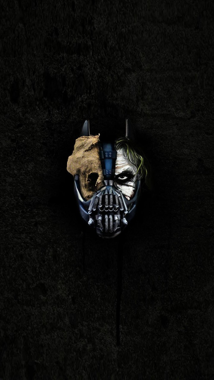 The Dark Knight Trilogy Wallpaper for HTC One mini