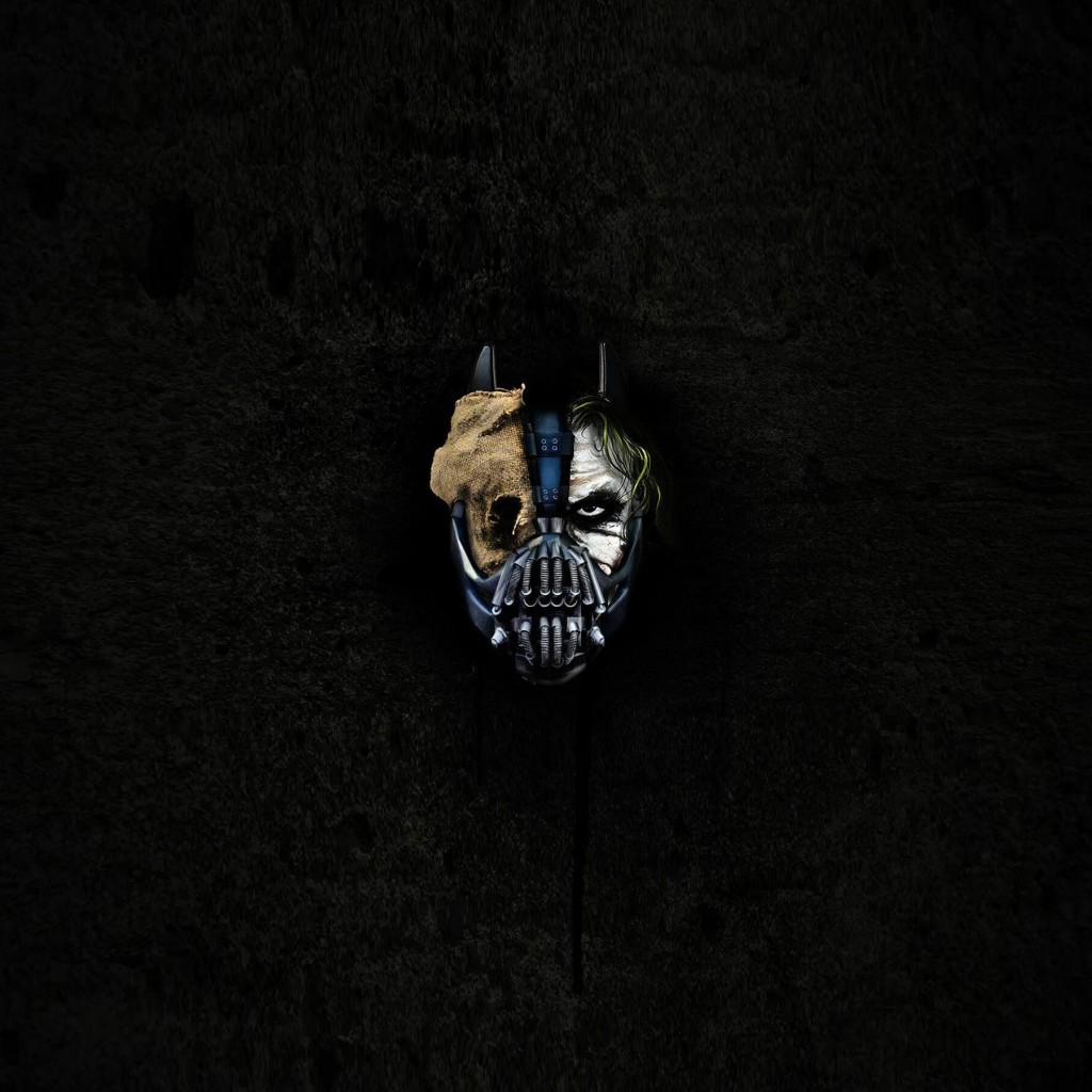 The Dark Knight Trilogy Wallpaper for Apple iPad 2