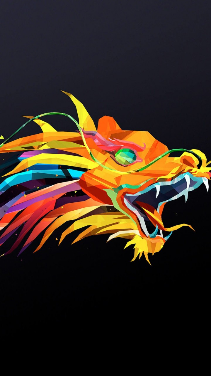 The Dragon Wallpaper for HTC One mini