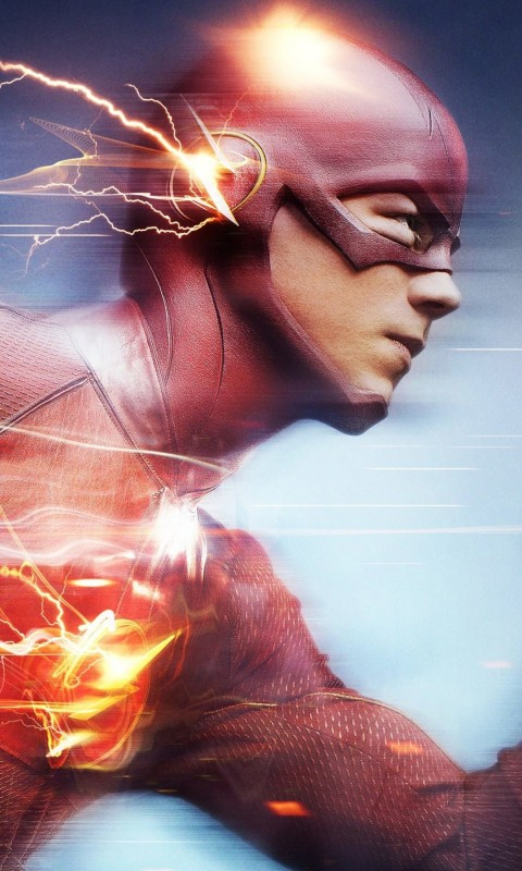 The Flash Wallpaper for SAMSUNG Galaxy S3 Mini