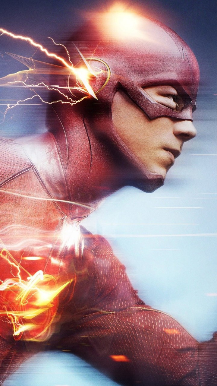 The Flash Wallpaper for SAMSUNG Galaxy S5 Mini