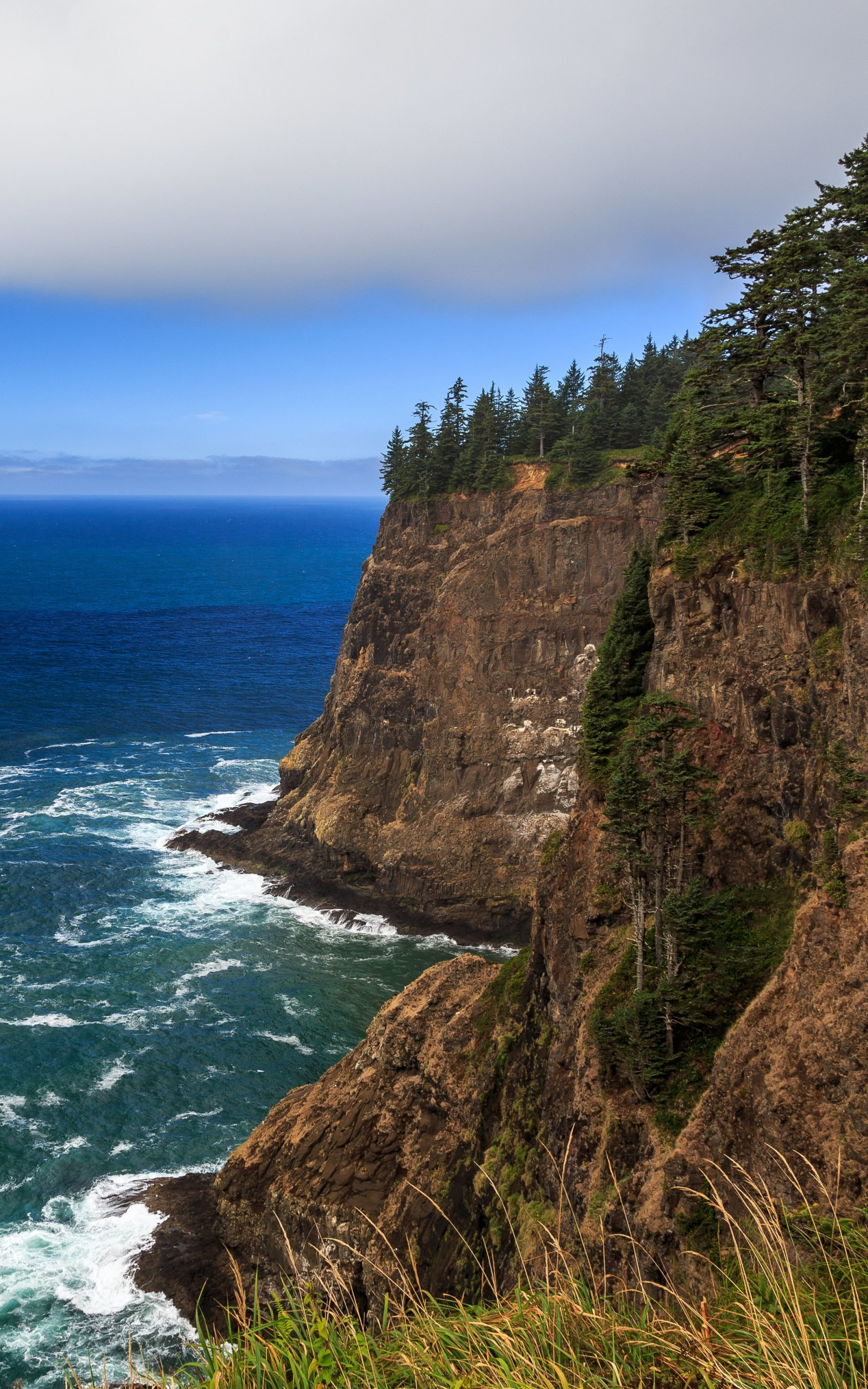 The Left Edge, Cape Lookout, Oregon Wallpaper for Amazon Kindle Fire HDX 8.9