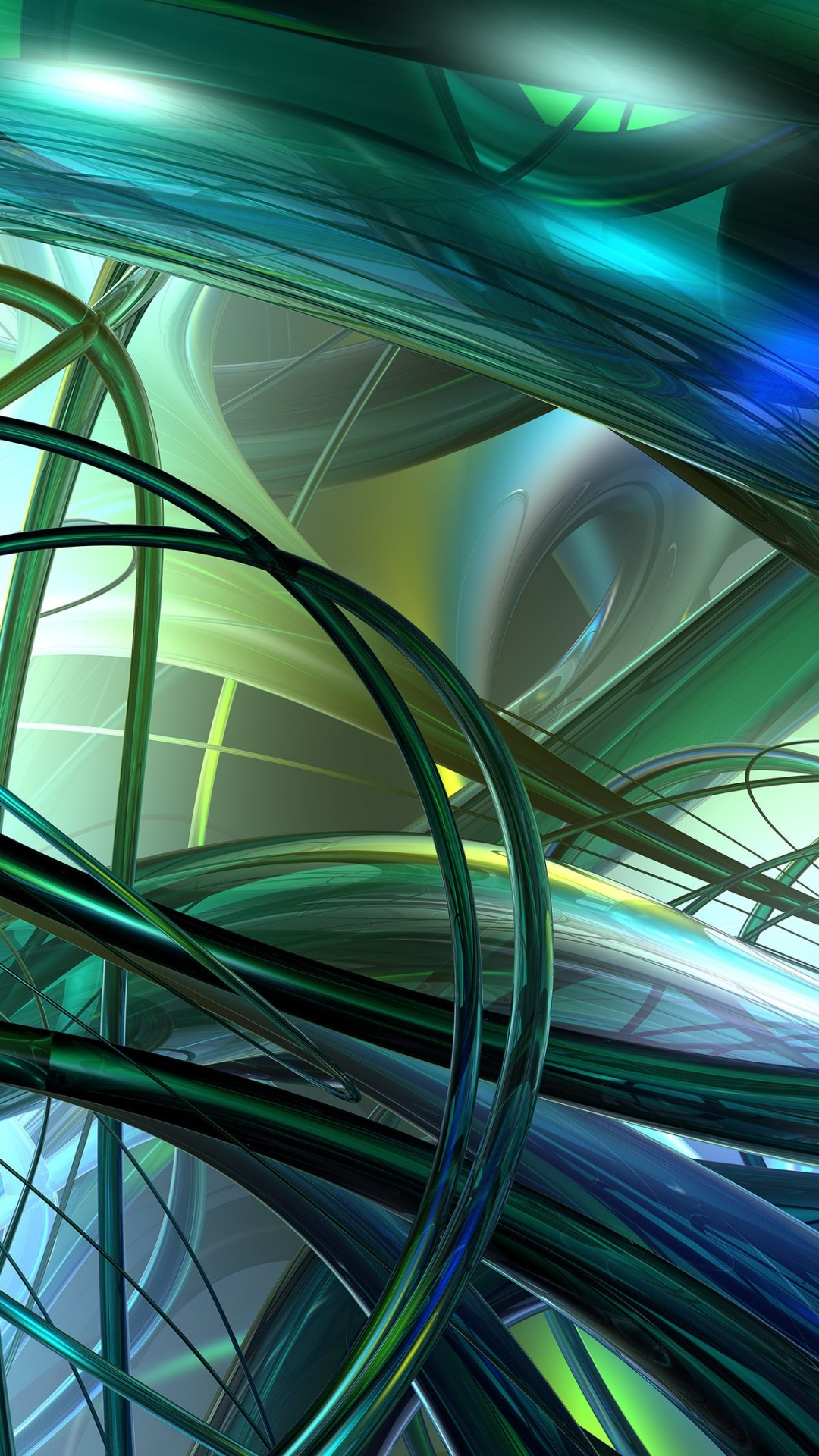 Translucide Pipes Wallpaper for SAMSUNG Galaxy S5