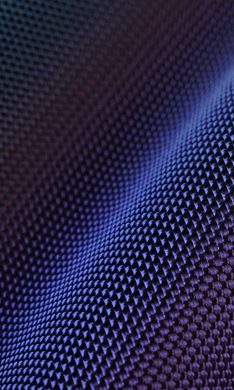 Tri Nylon Texture Wallpaper for HTC Desire HD