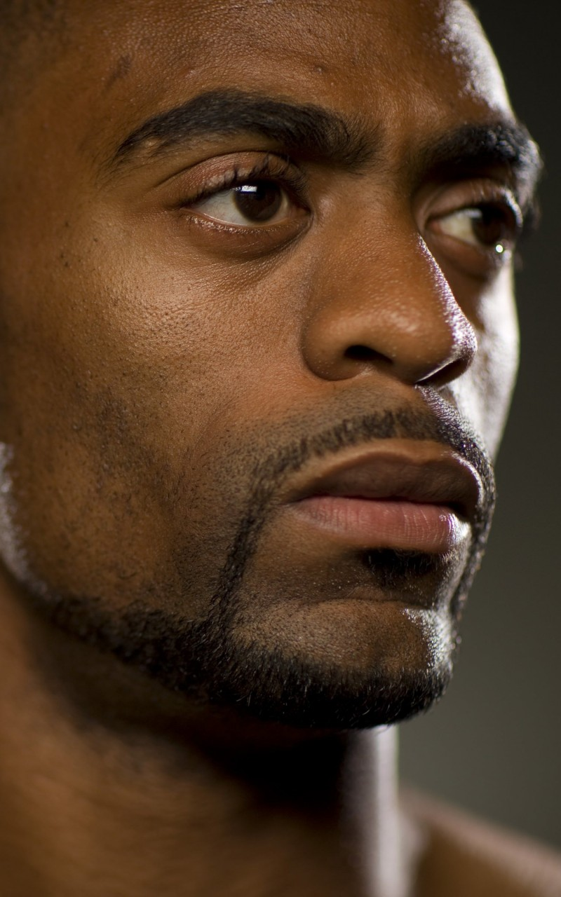 Tyson Gay Wallpaper for Amazon Kindle Fire HD