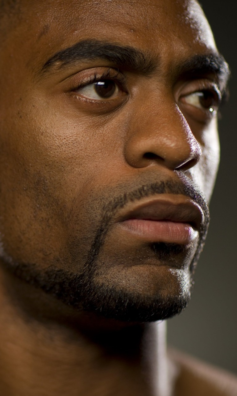 Tyson Gay Wallpaper for LG Optimus G