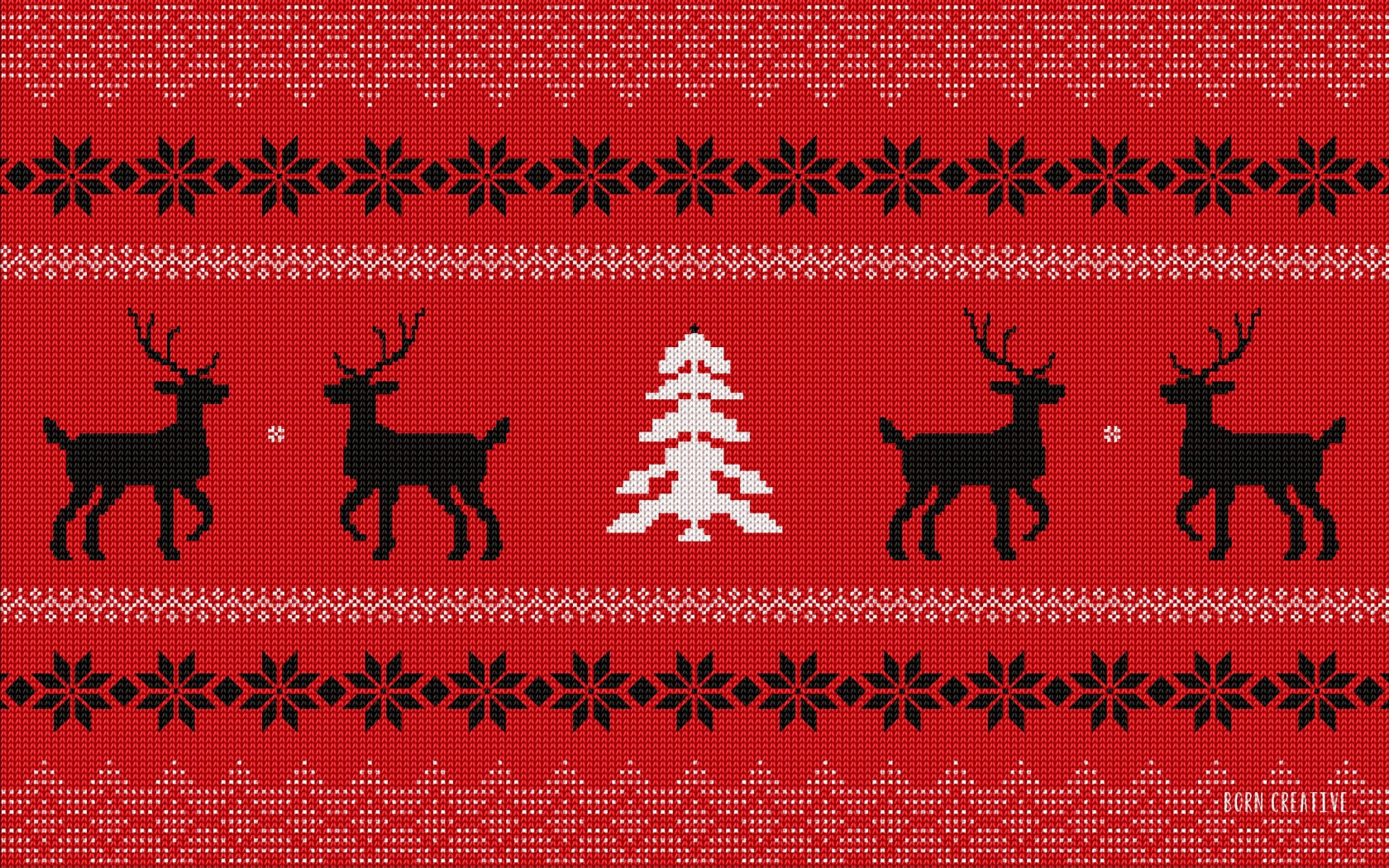 Ugly Christmas Sweater Wallpaper for Desktop 1680x1050