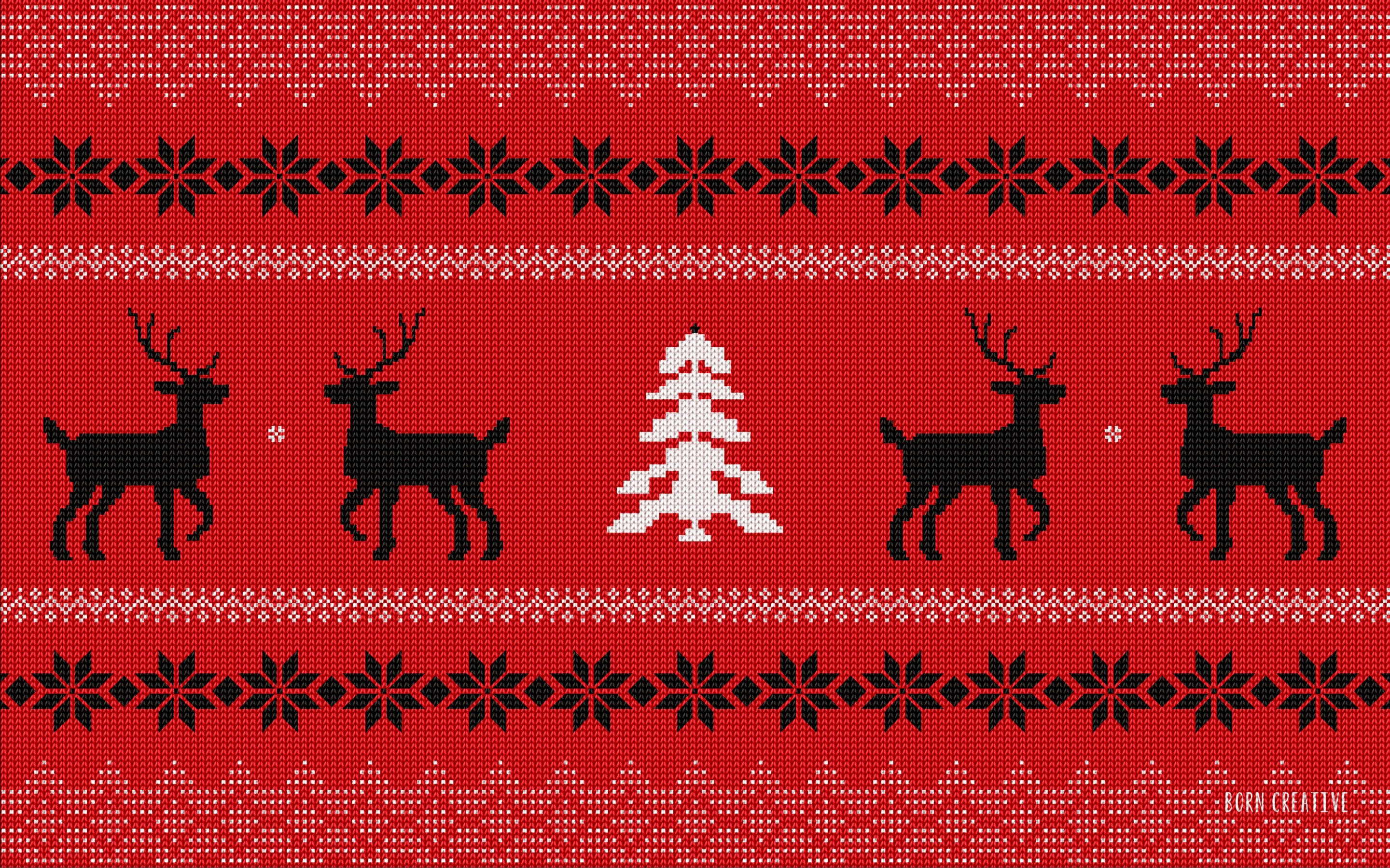Ugly Christmas Sweater Wallpaper for Desktop 2880x1800