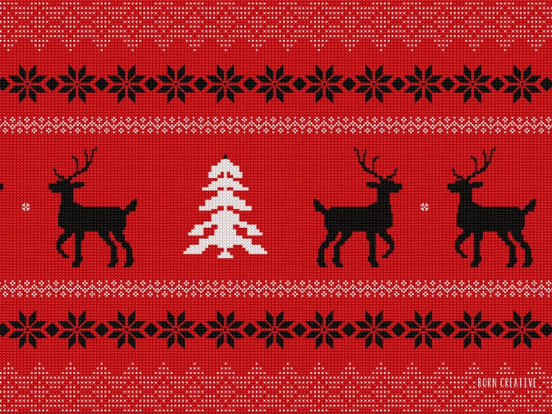Ugly Christmas Sweater Wallpaper for Desktop 800x600