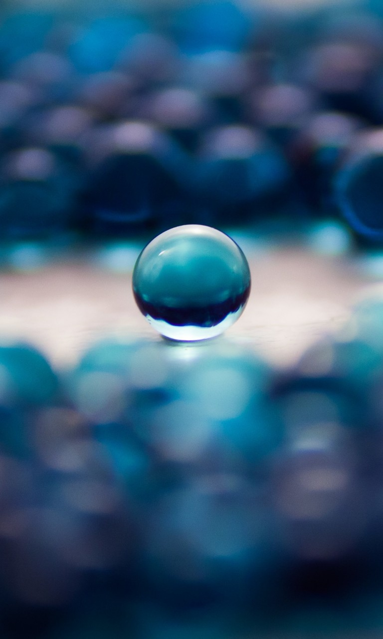 Water Balls Wallpaper for Google Nexus 4