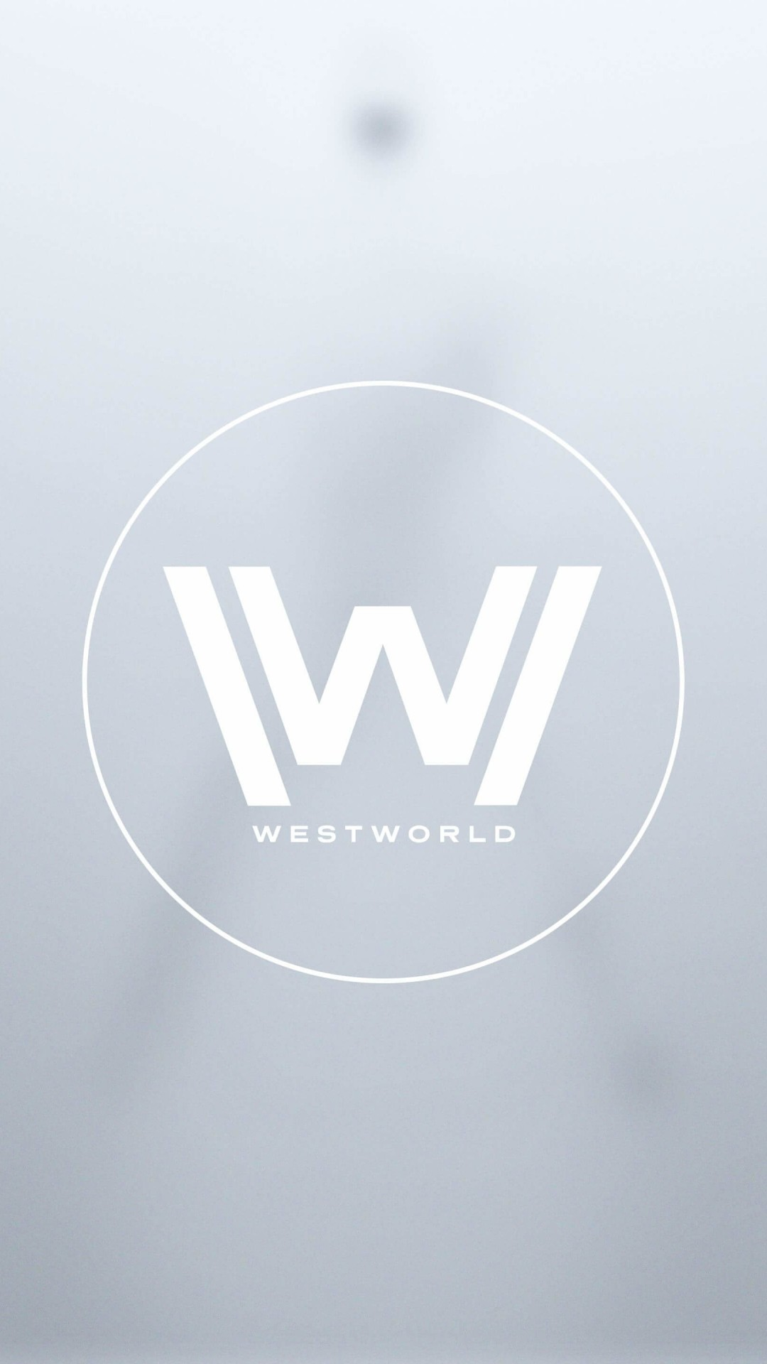 Westworld Logo Wallpaper for SAMSUNG Galaxy S4