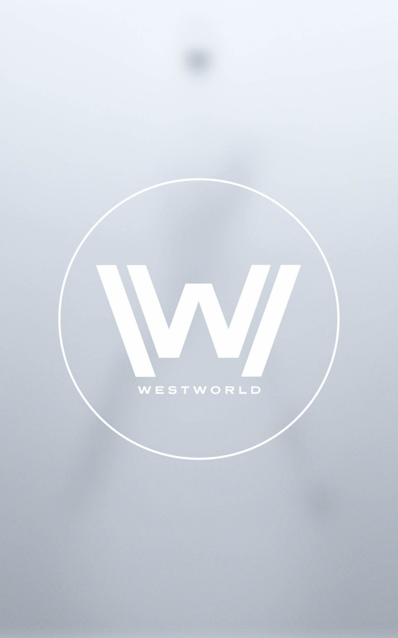 Westworld Logo Wallpaper for Amazon Kindle Fire HD