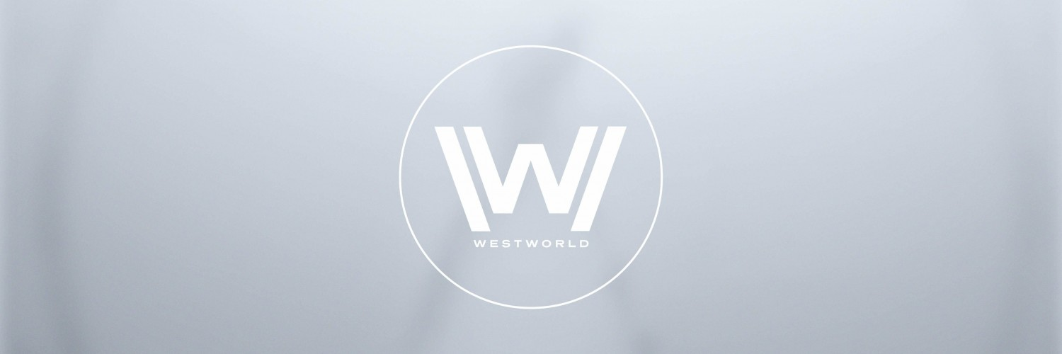 Westworld Logo Wallpaper for Social Media Twitter Header