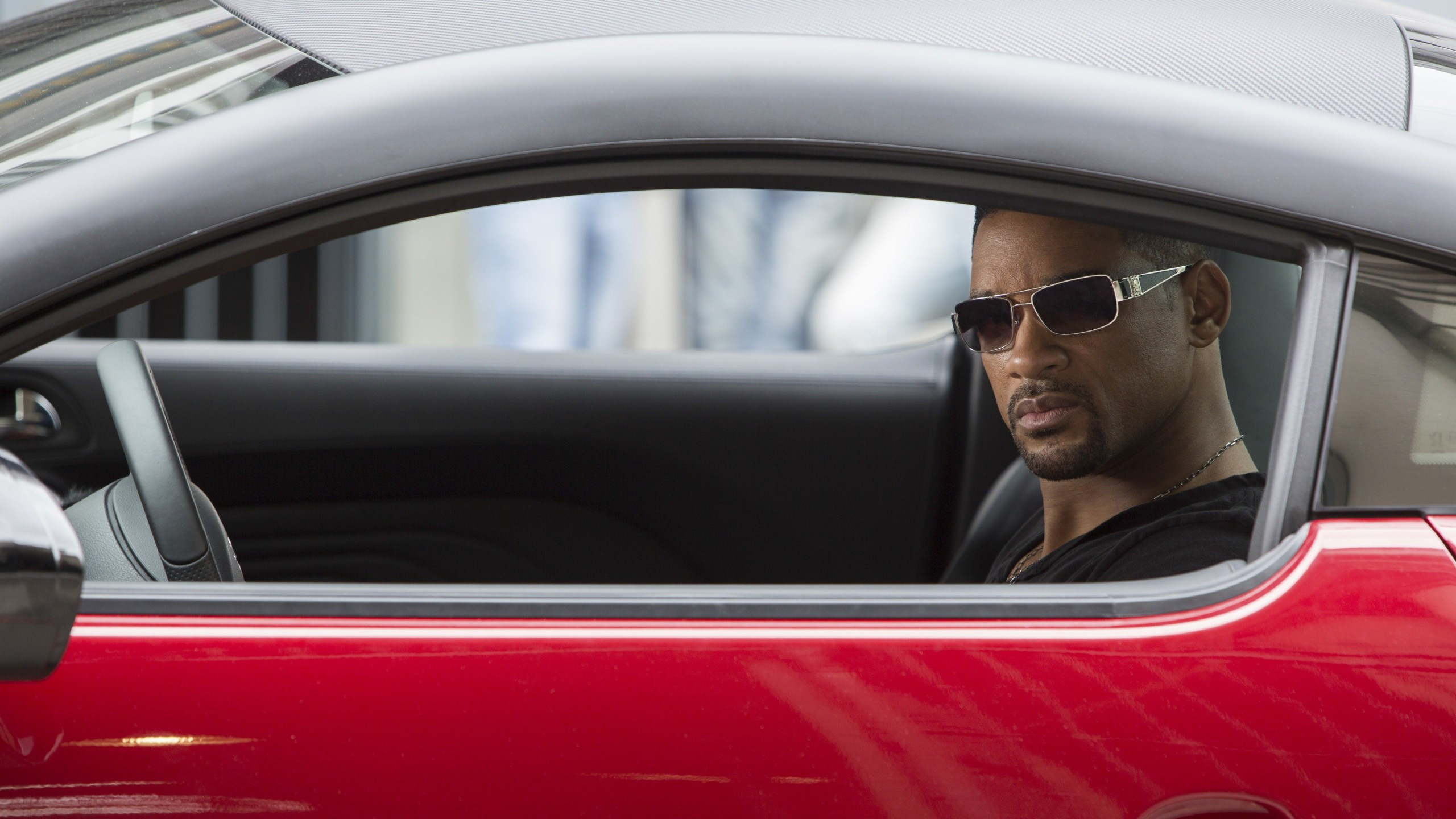 "Will Smith at the shooting of ""Focus"" Wallpaper for Desktop 2560x1440"