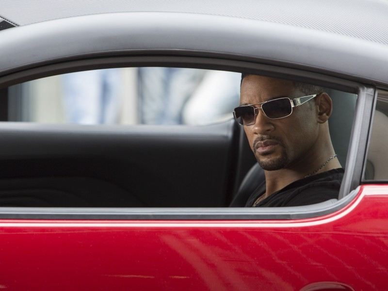 "Will Smith at the shooting of ""Focus"" Wallpaper for Desktop 800x600"