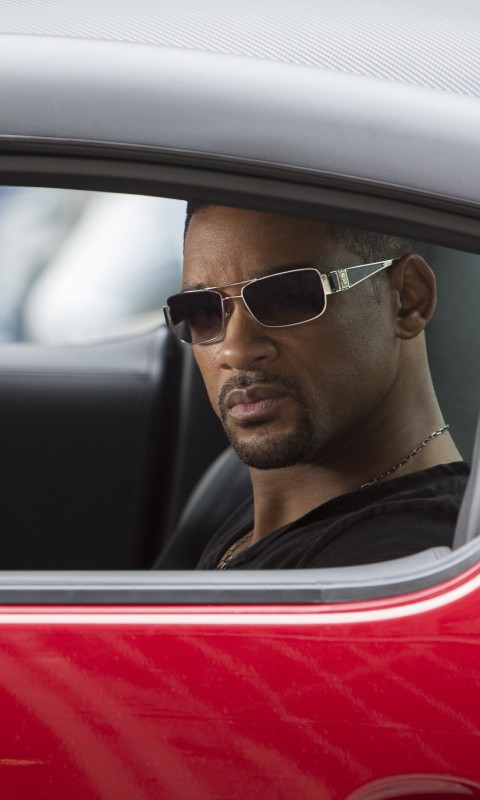 "Will Smith at the shooting of ""Focus"" Wallpaper for HTC Desire HD"