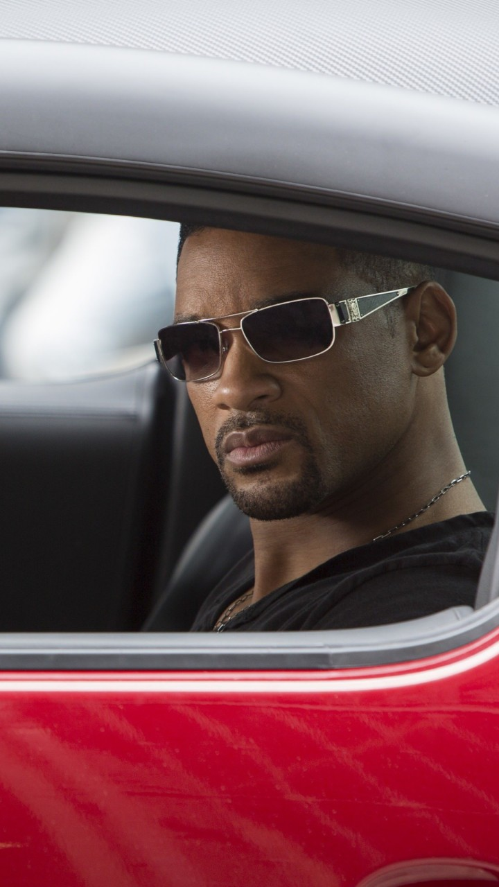 "Will Smith at the shooting of ""Focus"" Wallpaper for Motorola Moto G"