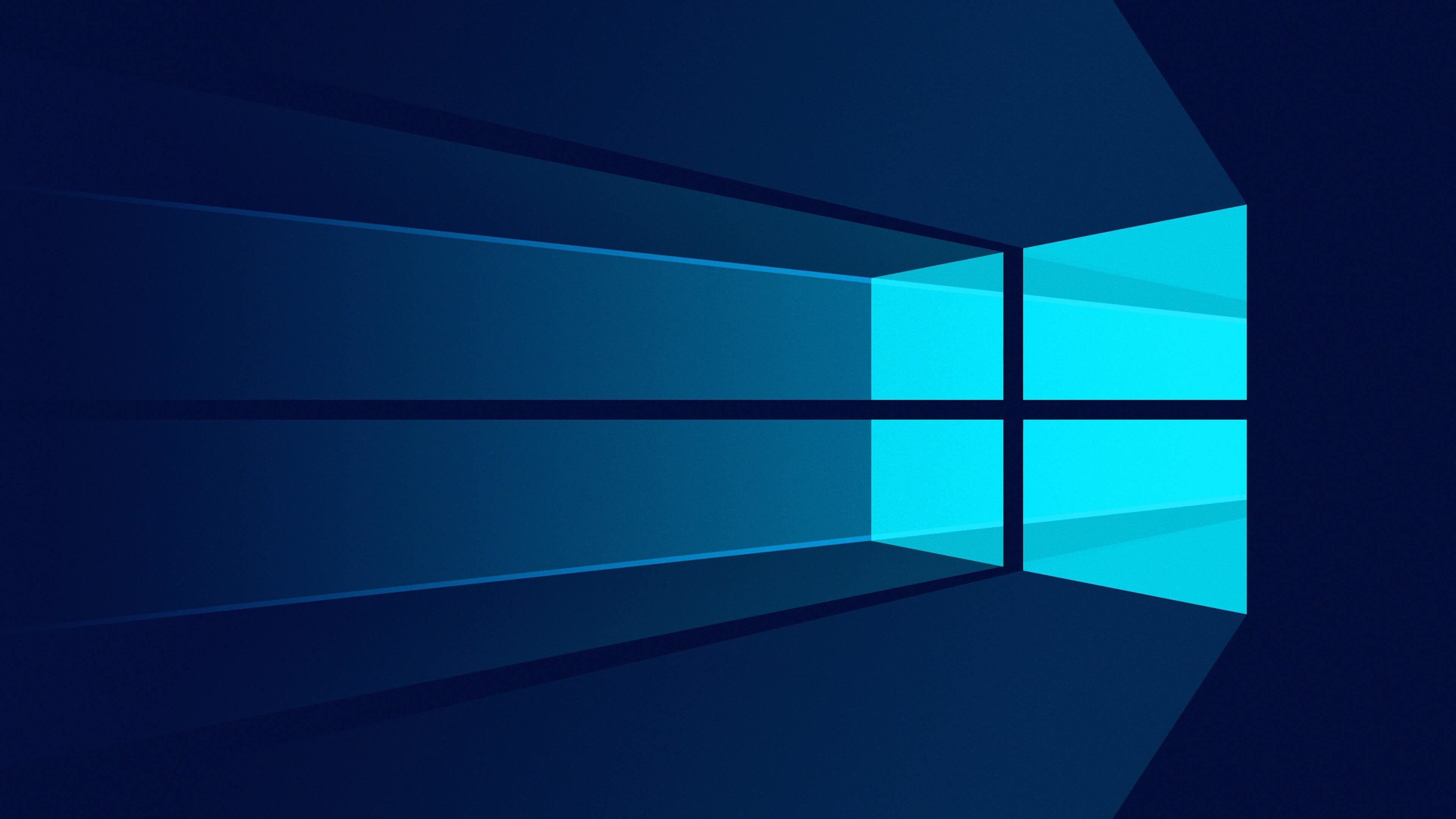 Windows 10 Flat Wallpaper for Desktop 4K 3840x2160