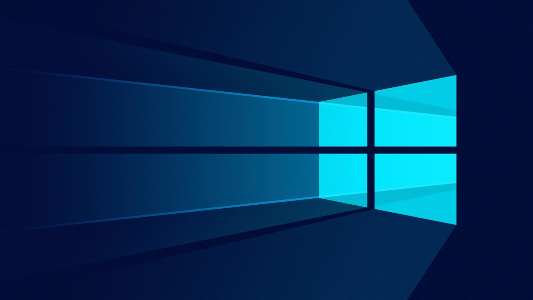 Windows 10 Flat Wallpaper for Social Media Google Plus Cover