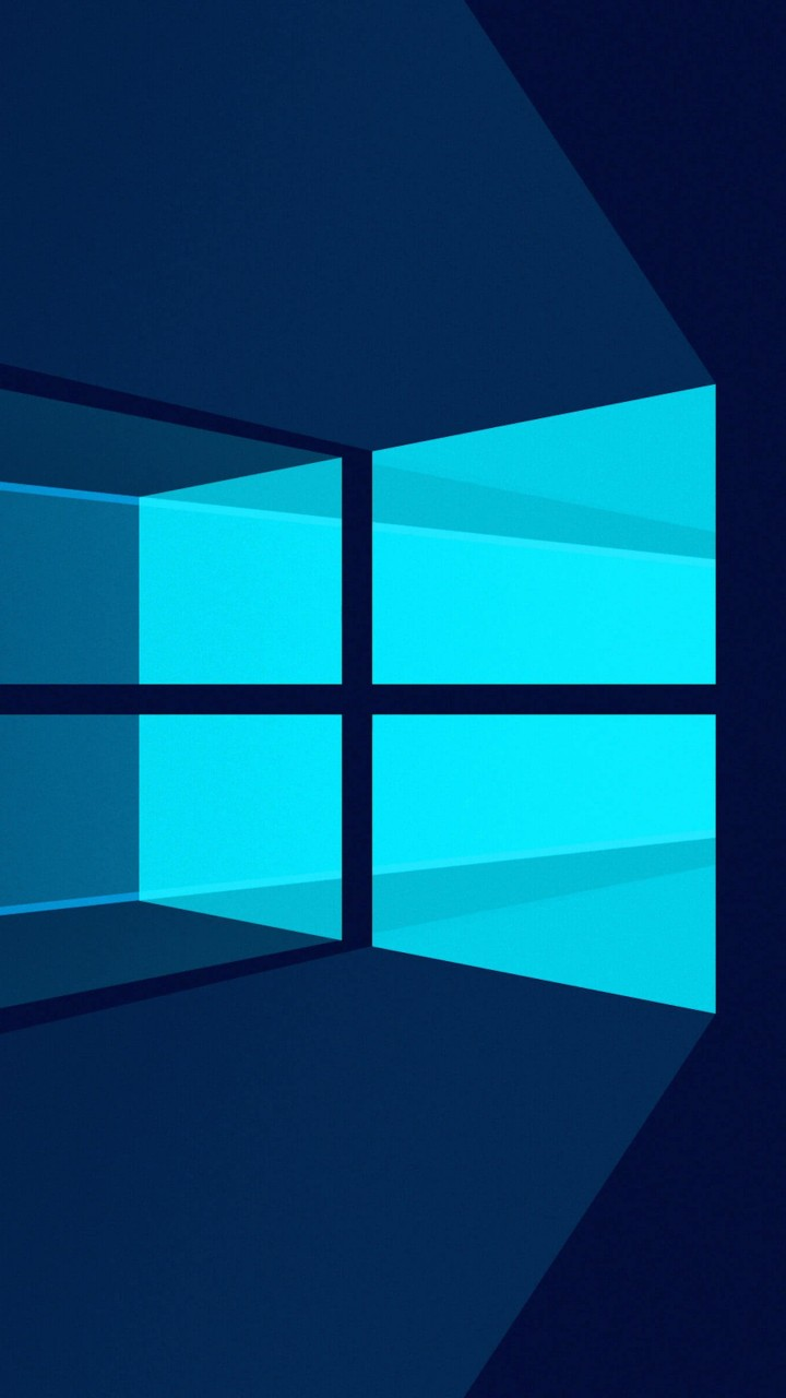 Windows 10 Flat Wallpaper for Lenovo A6000