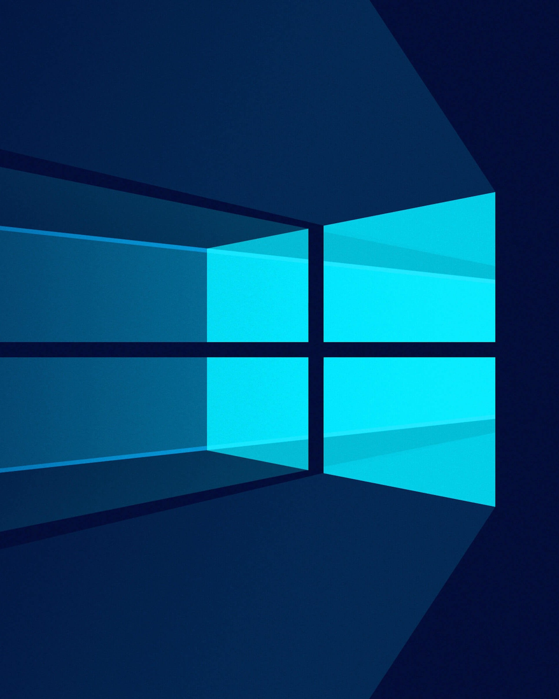 Windows 10 Flat Wallpaper for Google Nexus 7