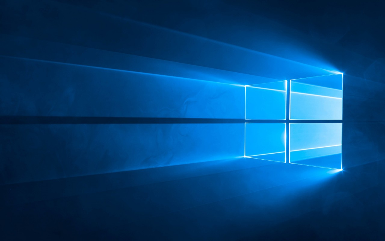Windows 10 Official Wallpaper for Desktop 1280x800