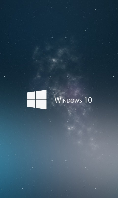 Windows 10 Wallpaper for SAMSUNG Galaxy S3 Mini