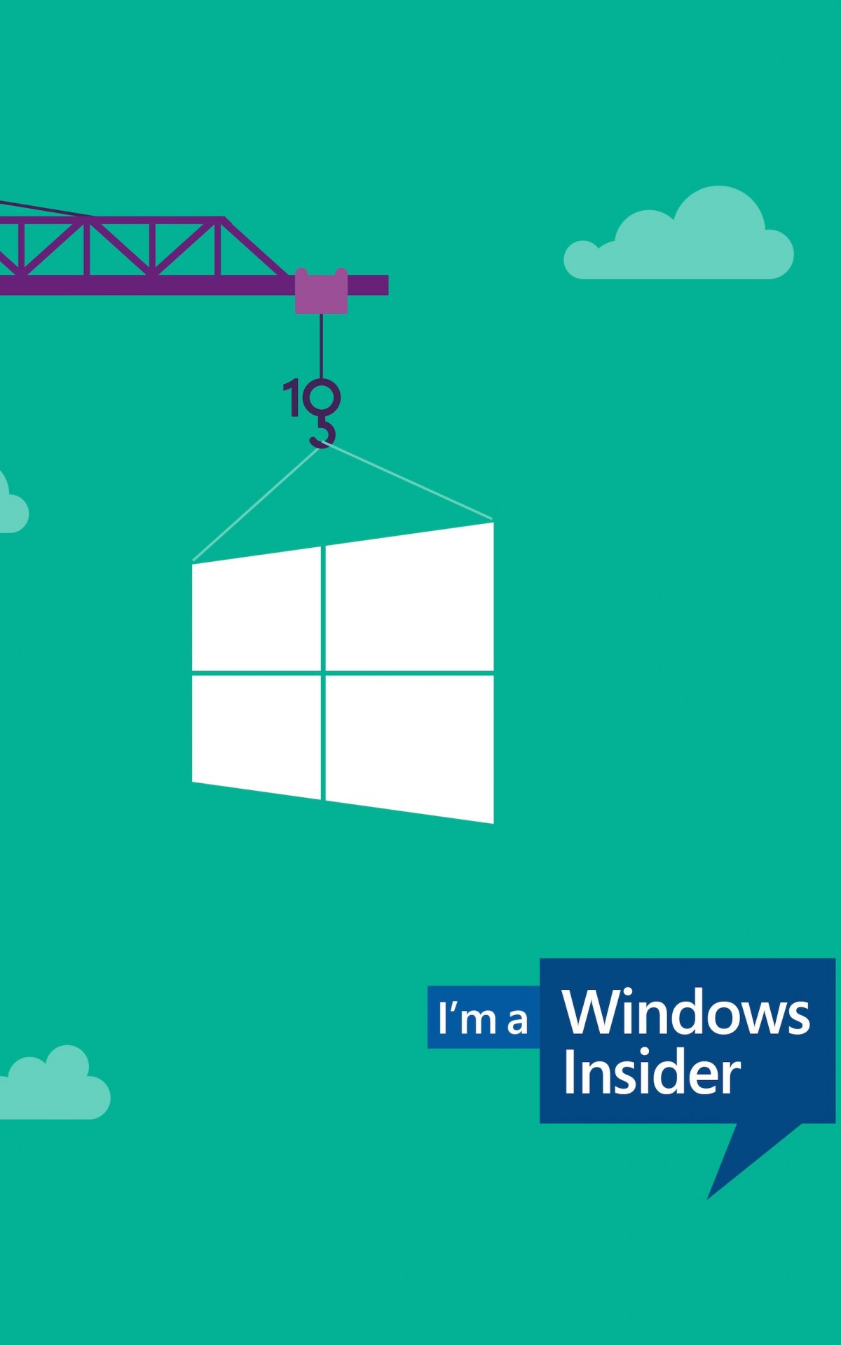 Windows Insider Wallpaper for Amazon Kindle Fire HDX