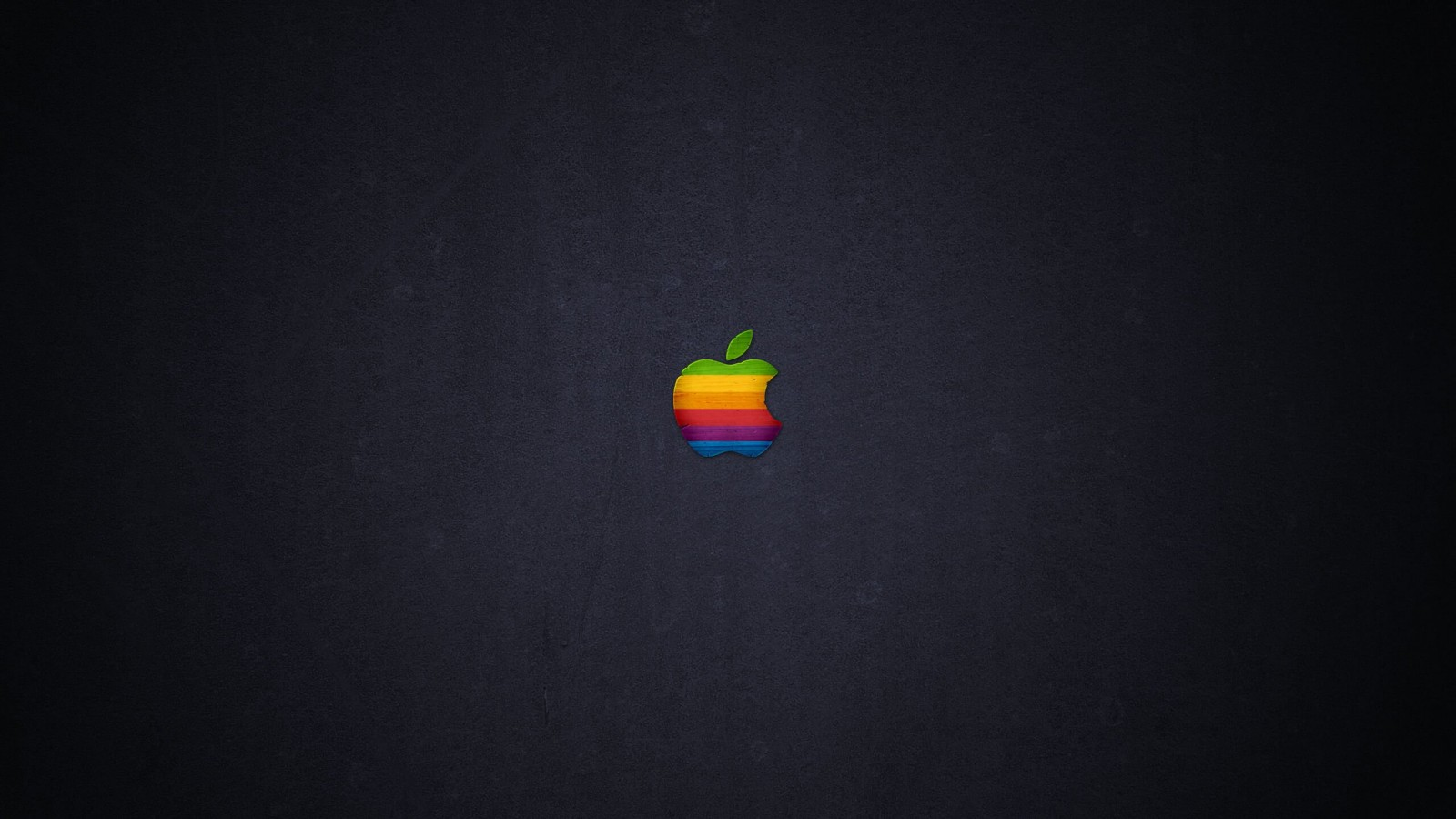 Wood Retro Apple HD wallpaper for 1600x900 screens