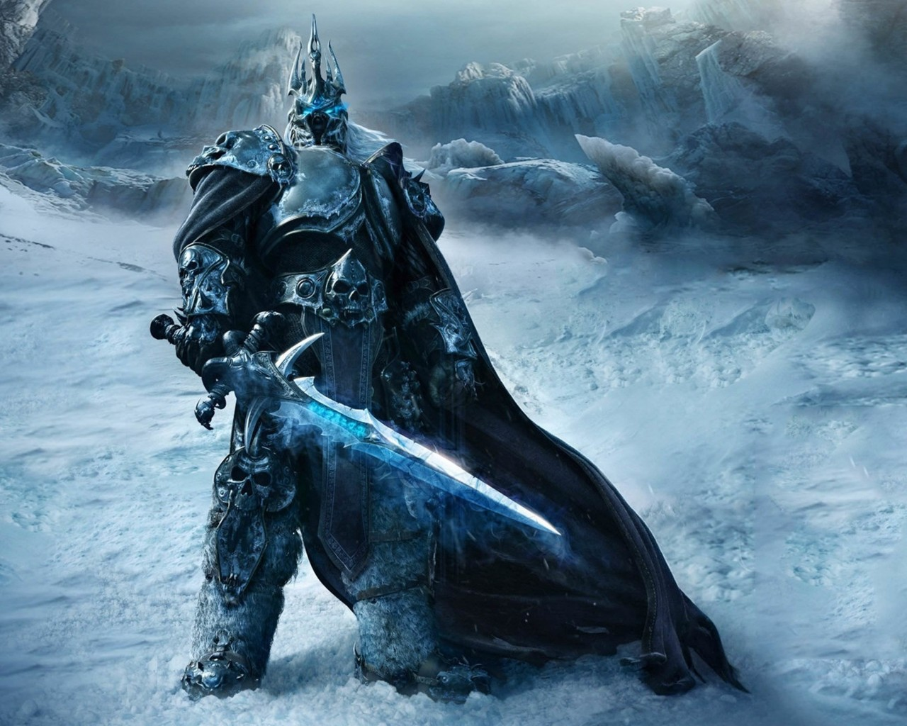 World of Warcraft: Wrath of the Lich King Wallpaper for Desktop 1280x1024