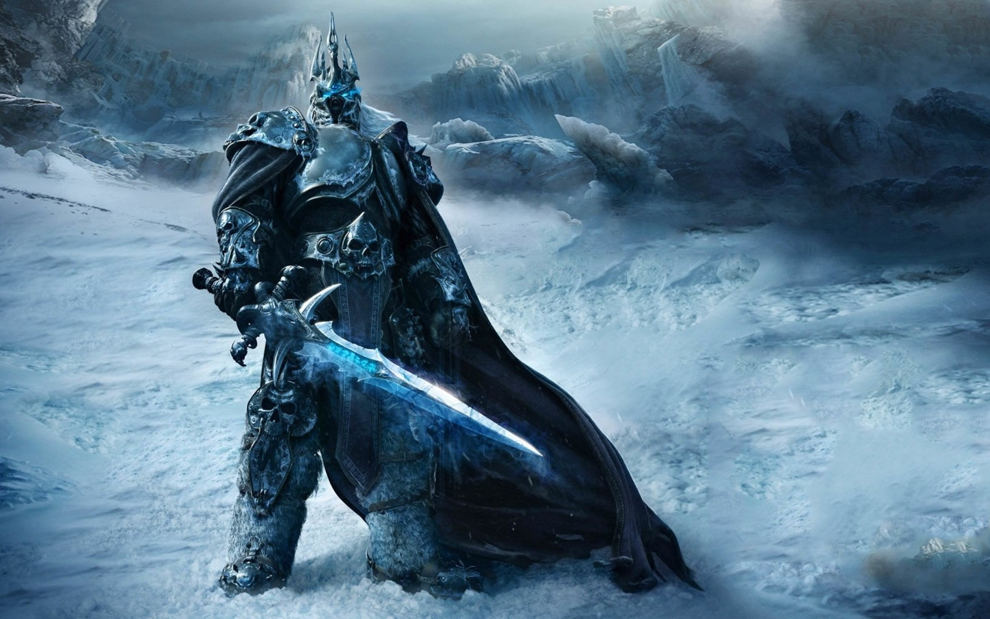 World of Warcraft: Wrath of the Lich King Wallpaper for Desktop 1440x900